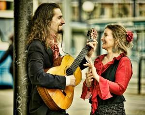 Marianne Holmboe & Emil Pernblad