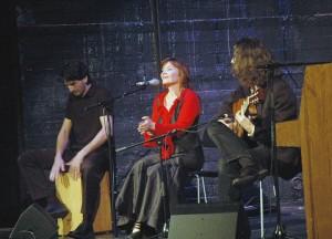 Raul Doello Garcia, Marianne Holmboe & Emil Pernblad